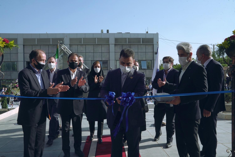 بهره برداری از فازاول پروژه طرح توسعه محیادارو-اردیبهشت 1400